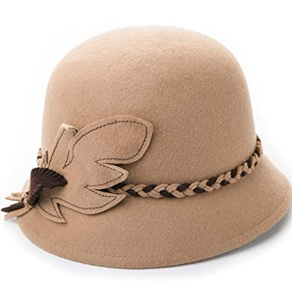 5523a678b HHF Caps & Hats Female Autumn Winter Hat Personality Shao Yang ...