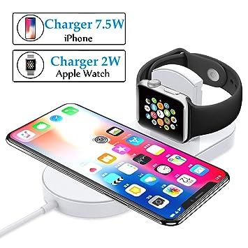 Soporte de Cargador inalámbrico para Apple Watch, AHNR 2 en ...