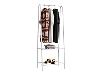Amazon.com: Homebi - Perchero de metal para ropa ...