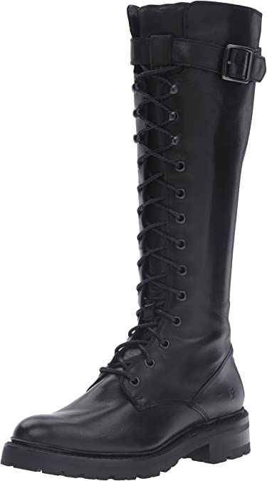 Tall Combat Boots For Women