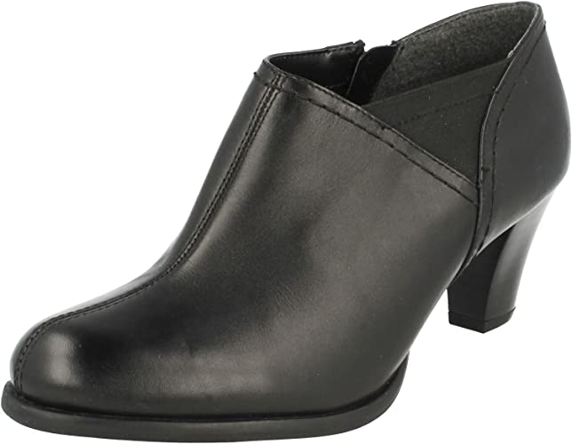 Clarks Babs Lease Womens Trouser Shoes