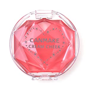 CANMAKE Cream Cheek 14 Apple Cream Red