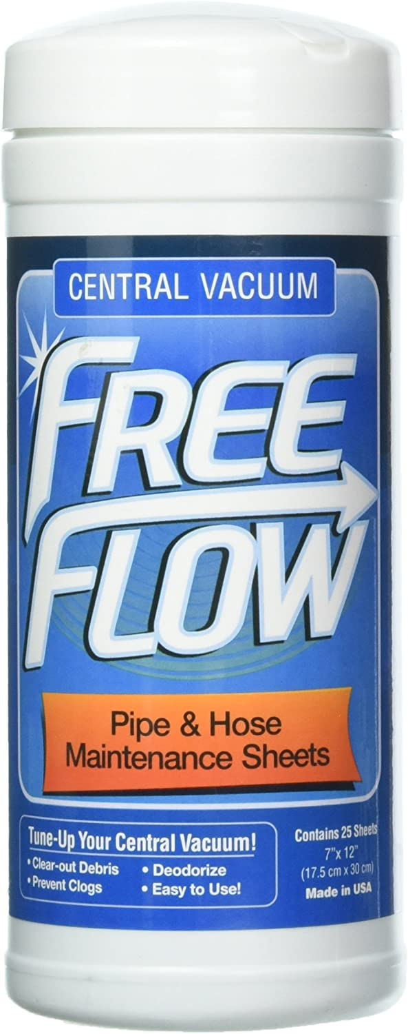 Free Flow Hose and Pipe Maintenance Sheets Tornado Power Cleaning Cloths