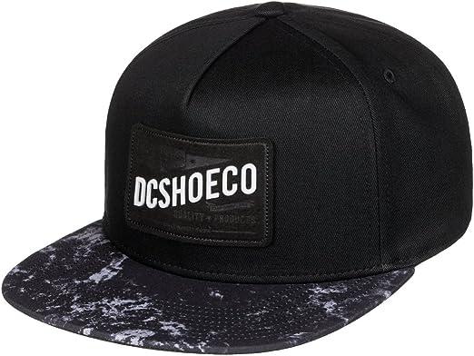 DC Shoes Leatherstan - Snapback Cap - Gorra Ajustable - Chicos ...