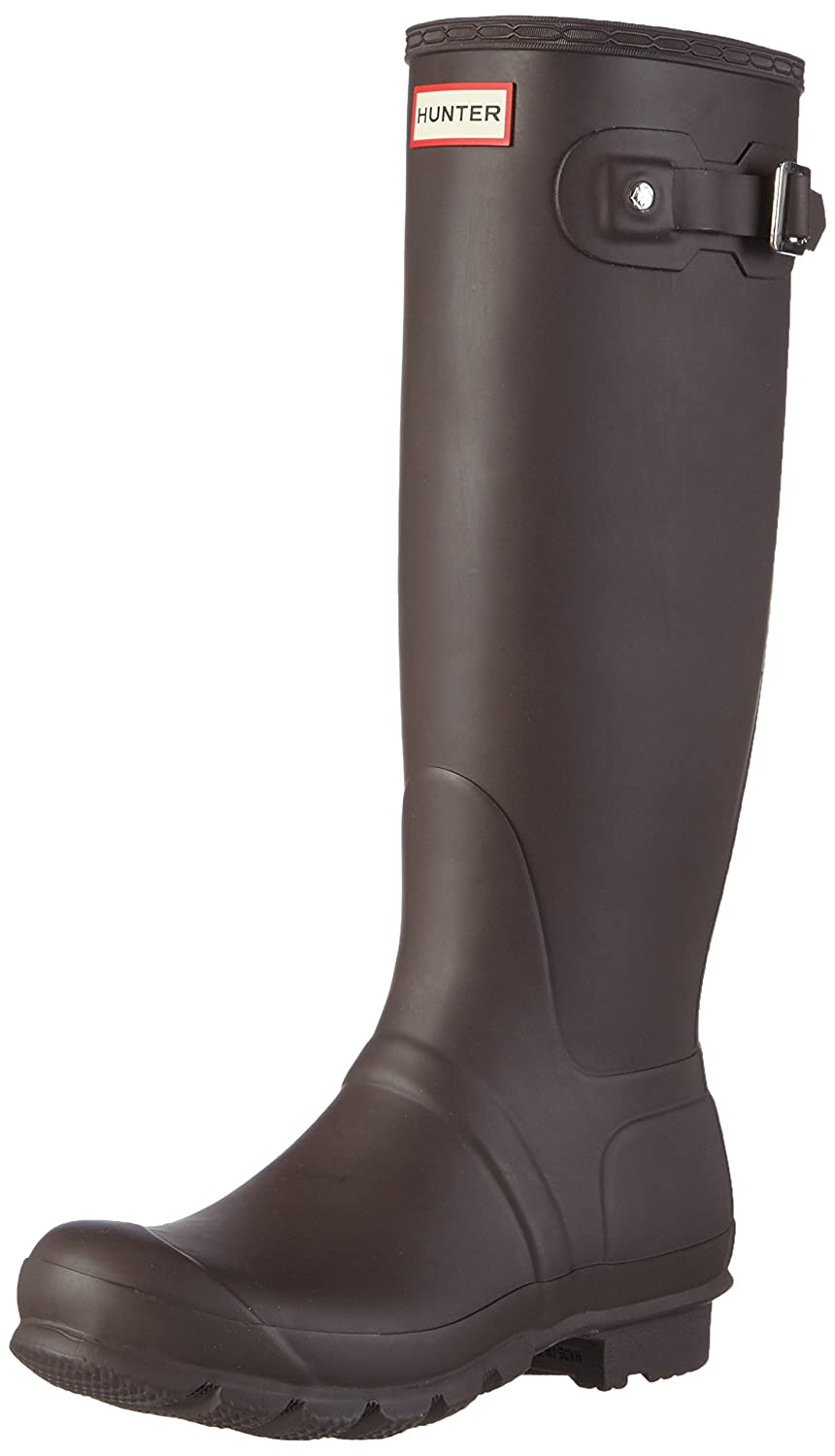 Hunter Women's Original Tall Rain Boot B01DJ3S7U4 7 B(M) US|Bitter Chocolate
