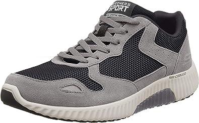 Skechers Paxmen, Zapatillas para Hombre: Amazon.es: Zapatos y ...
