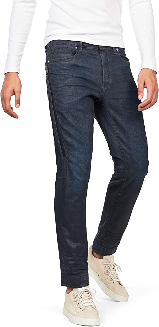 G Star D14456 A670 CITISHIELD 3D Jeans Homme Denim Dark Blue
