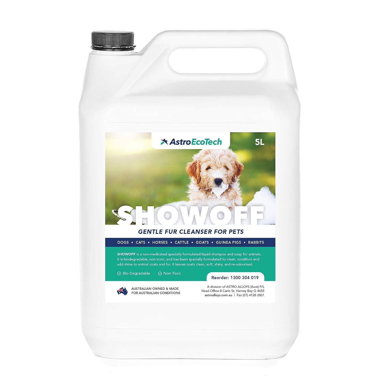5Lt ShowOff Gentle Pet Shampoo (5Lt)
