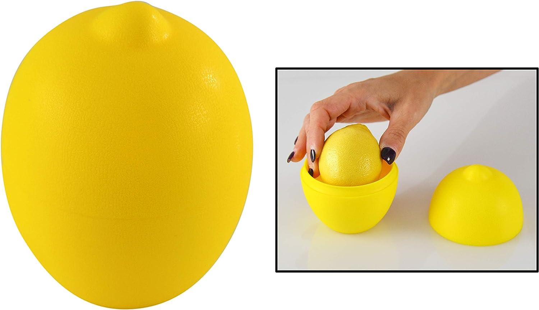 HOME-X Lemon Holder, Vegetable Keeper, Food Saver, Useful Kitchen Gadgets