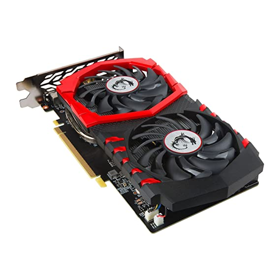 MSI GeForce GTX 1050 Gaming X 2G - Tarjeta gráfica (refrigeración ...