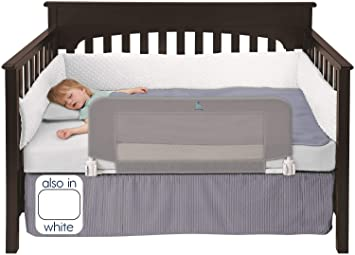 Amazon.com: hiccapop - Protector de cuna convertible con ...
