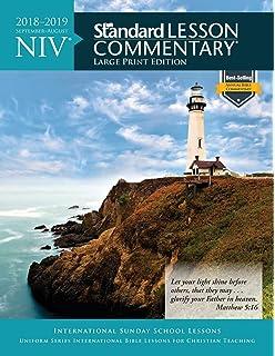 Kjv Standard Lesson Commentary 2018 2019 Standard Publishing