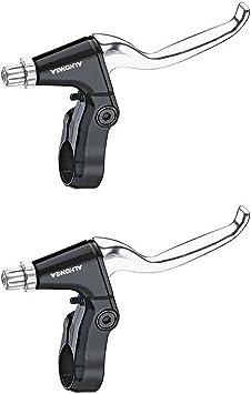 2x Manetas de Freno Frenos V- Brake Brake y Cantilever de ...