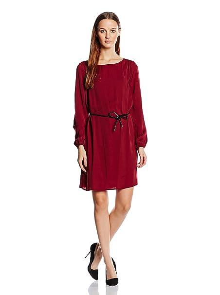 Kocca Abito Riress Rosso Scuro M  Amazon.it  Abbigliamento 3d71ecf6537