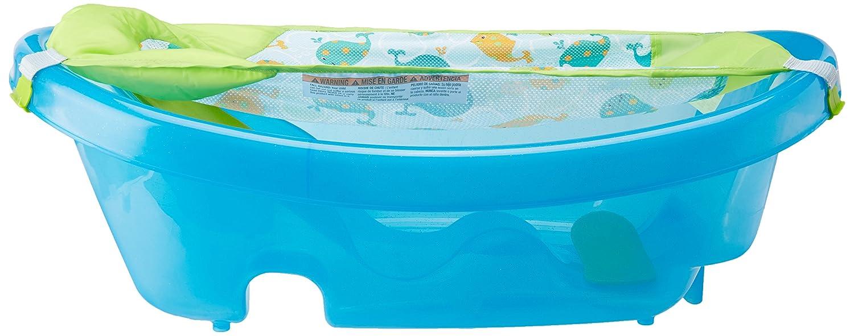 Amazon.com : Summer Infant Sparkle N\' Splash Newborn To Toddler Bath ...