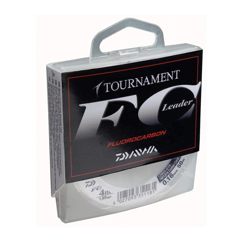 Daiwa Tournament FC 0.23mm 50m Fluorocarbon Schnur transparent