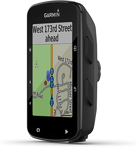 Garmin Edge 520 Plus Ciclocomputador, Adultos Unisex, Negro, Talla ...