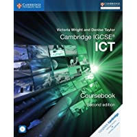 Cambridge IGCSE ICT. Coursebook. Per le Scuole superiori. Con CD-ROM (Cambridge International IGCSE)