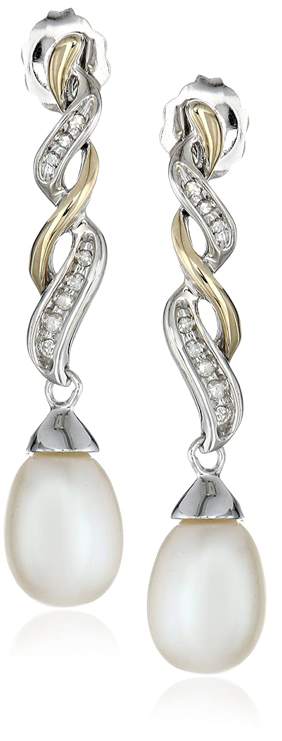yellow earrings rakuten product plated carat gold hoop in greek diamondprincess gorgeous diamond accent natural key shop