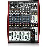 Behringer UFX1204DJ-Mixer DJ-Mixer (24Bit, 6,3mm)