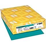 Astrobrights Color Paper, 8.5? x 11?, 24 lb/89 gsm, Terrestrial Teal, 500 Sheets (21849)