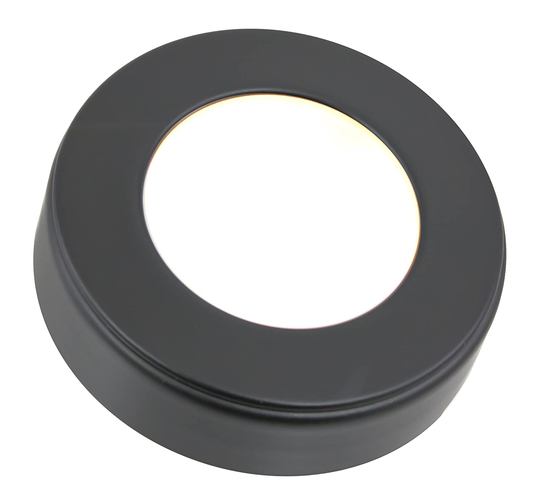 Amazoncom American Lighting OMNI 1 BK LED Omni Puck Light