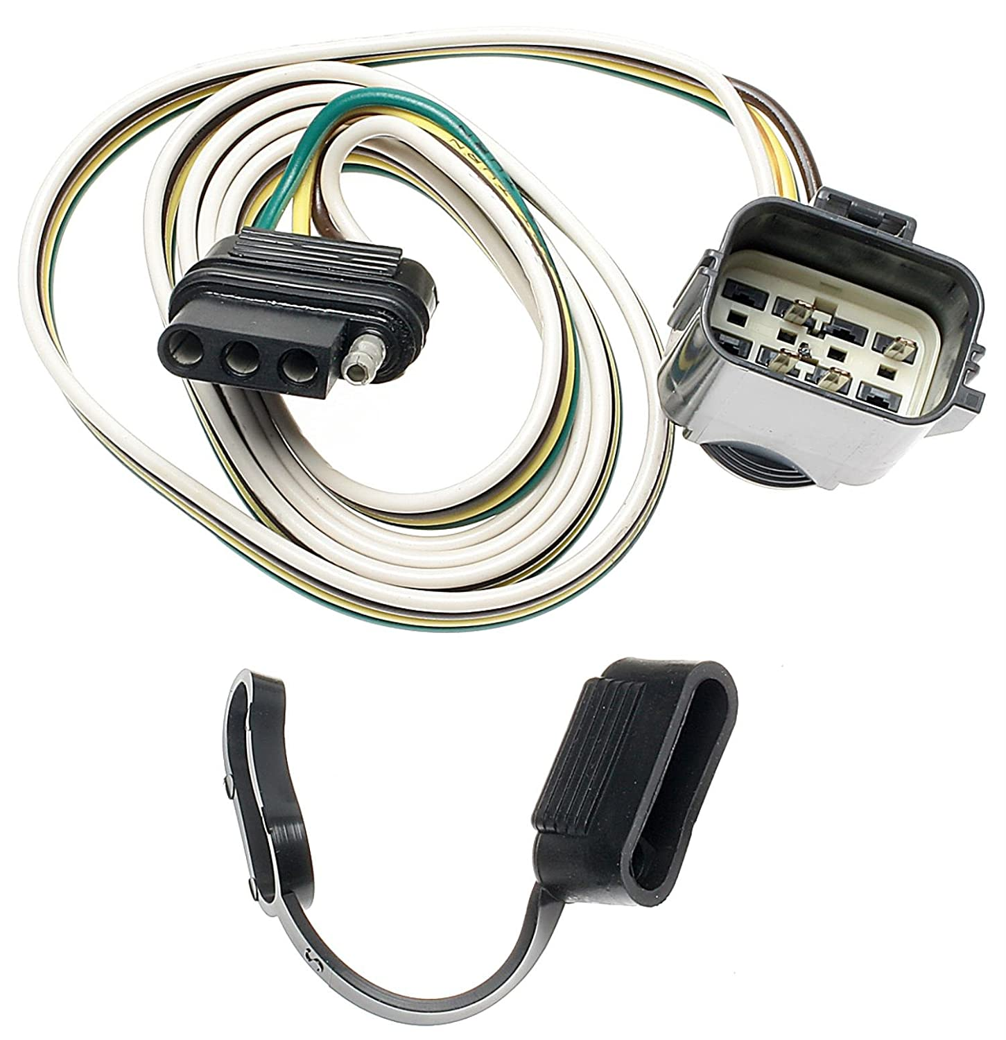 ACDelco TC256 Professional Inline to Trailer Wiring Harness Connector TC256-ACD