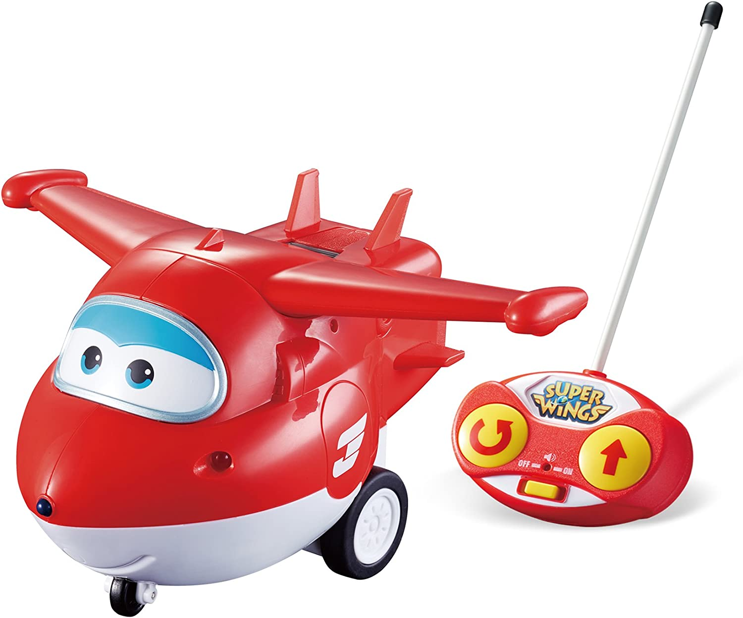 Super Wings – Toy RC Vehicle - Remote Control Jett
