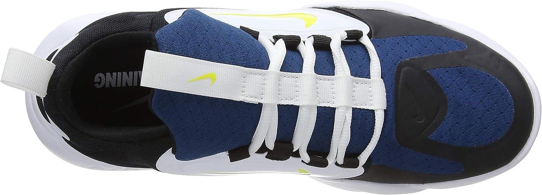 Nike Air Max Alpha Savage, Zapatillas De Gimnasia Para Hombre Azul Blue Force Dynamic Yellow White Black 471