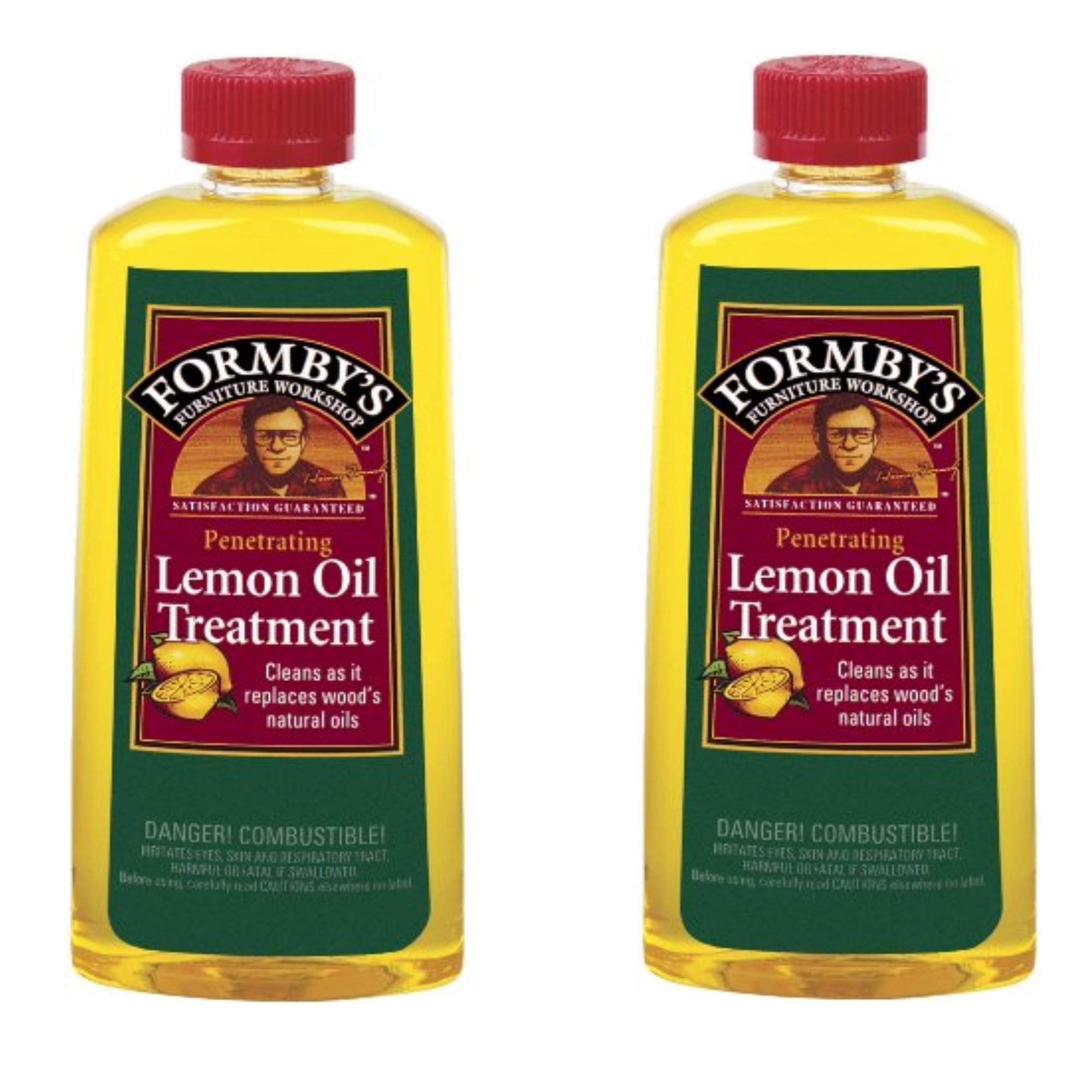 Formby 30115 s 300115 Lemon Oil Treatment, 16-Ounce - 2 PACK