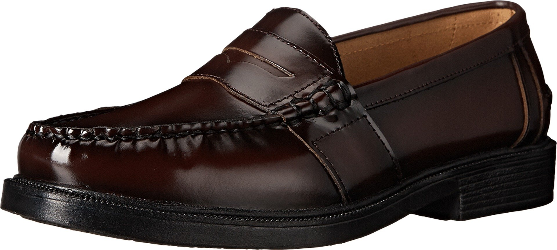 Nunn Bush Men's Lincoln Loafer,Burgundy,9.5 M