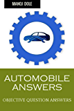 AUTOMOBILE ANSWERS: OBJECTIVE QUESTION ANSWERS
