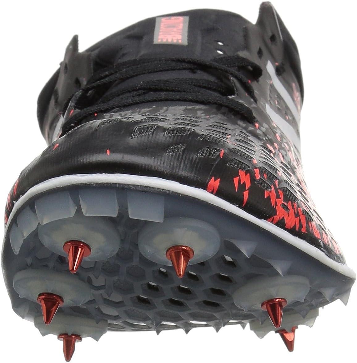 New Balance Herren Mmd800v5 Spike Leichtathletikschuhe Black/Flame