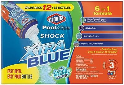 Clorox Pool&Spa Shock Xtra Blue