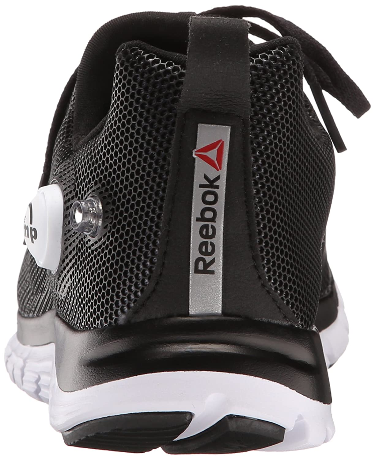 Amazon.com | Reebok Zpump Fusion PU Running Shoe (Little Kid/Big Kid) | Running