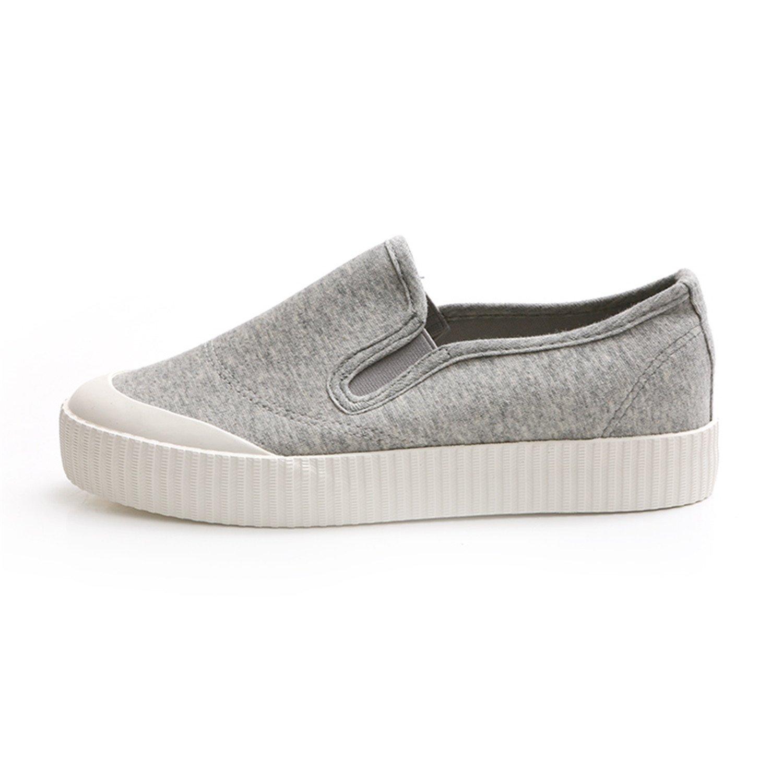 Amazon.com | Women Shoes Spring Female Canvas Shoes Gray Shoes Tenis Feminino Zapatillas Mujer Casual | Flats