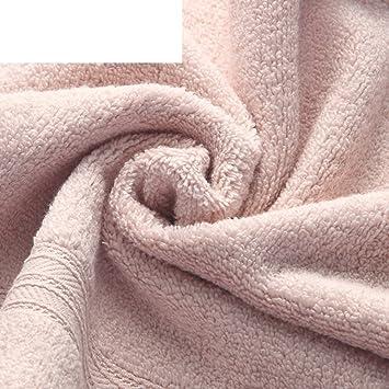 toallas de bebé de algodón/ hilo trenzado no una toalla de baño/Creciente espesamiento agua absorbente toalla-E: Amazon.es: Hogar