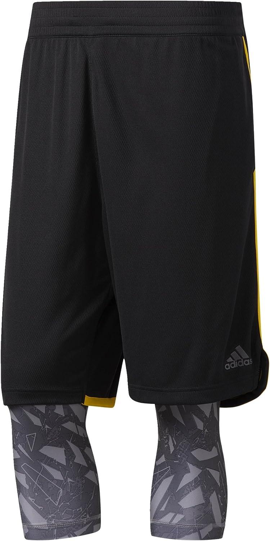 Pantal/ón Corto Hombre adidas 3g Spee Rev SHR