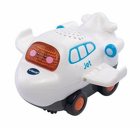 Vtech Baby 80-188104 - TUT Flitzer - Jet, weiß
