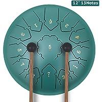Tongue Drum, Instrumento de percusión de 12 Pulgadas
