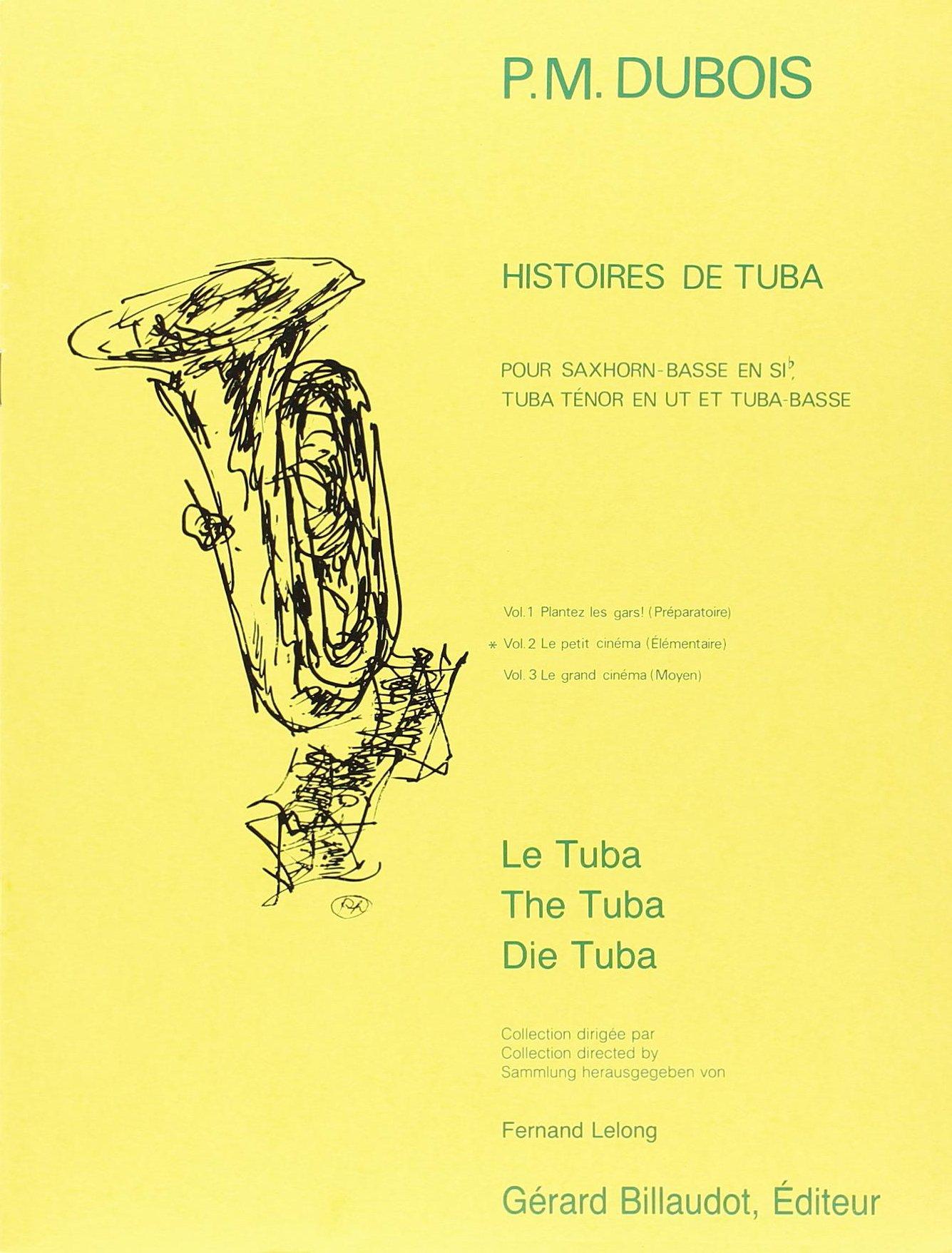 Histoires De Tuba Volume 2   Le Petit Cinema