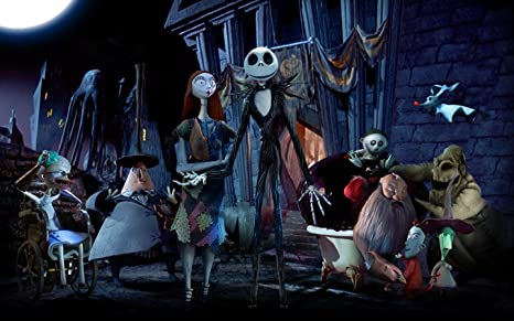 Nightmare Before Christmas Hd Wallpaper.Posterhouzz Movie The Nightmare Before Christmas Hd