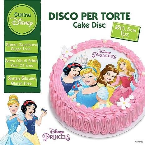 Modecor - Decoración para Tartas, diseño de Princesas Sin ...