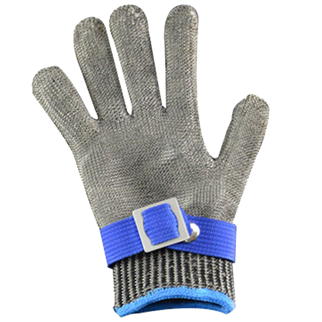 Cut Resistant Glove Stainless Steel Metal Mesh Cut Proof Protection L
