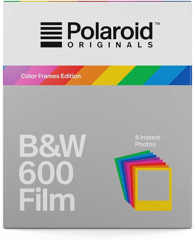 Polaroid Originals - 4673 - Película Negro y Blanco para cámara ...