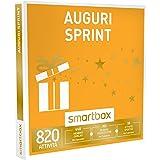 Smartbox Cofanetto Regalo - AUGURI SPRINT - 820 attività a scelta tra pause enogastronimiche, wellness o sportive