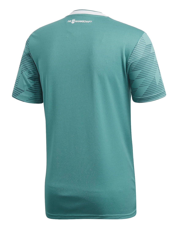 adidas Mens 2018 Germany Away Jersey at Amazon Men s Clothing store  886796932