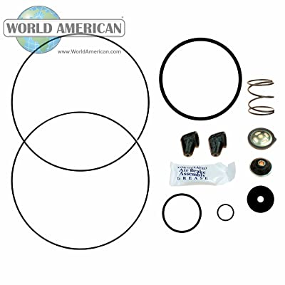 World American WA103980 End Cover Kit: Automotive
