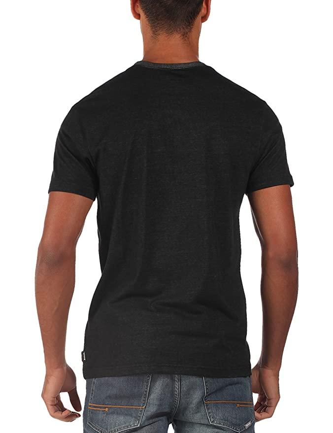 Bench Herren T-Shirt Flipjump, Gr. L, Schwarz (Jet Black): Amazon.de: Sport  & Freizeit