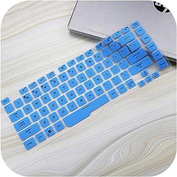 Funda protectora de silicona para teclado Asus Rog Strix G ...